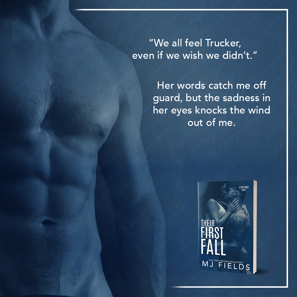 Here's a little tease for you! Excerpt Reveal – Their First Fall by MJ Fields