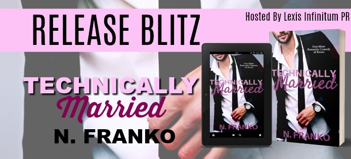 Happy Release Day & Review – Technically Married by N.Franko