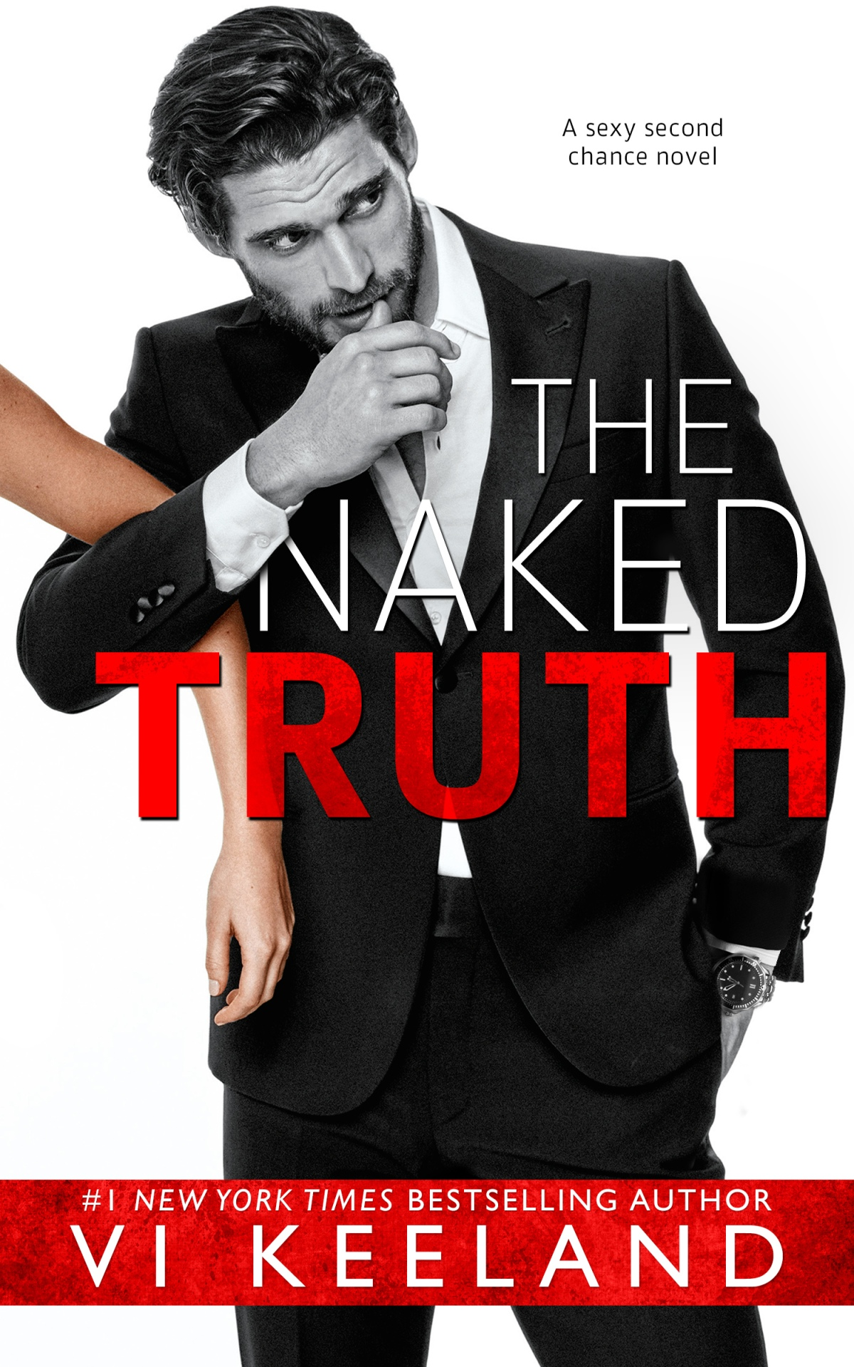 Cover Reveal – The Naked Truth by Vi Keeland (It's so yummy!!)