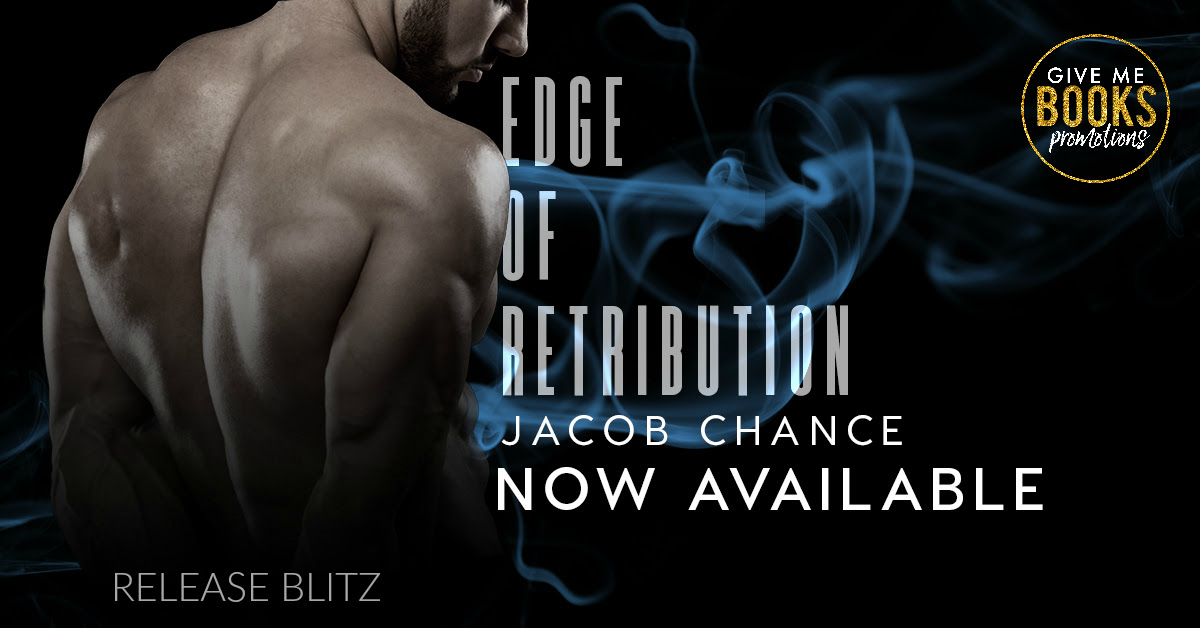 Happy Release Day & Review – Edge of Retribution by JacobChance