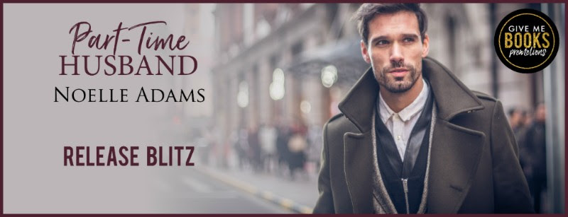 Happy Release Day & Review – Part Time Husband by Noelle Adams