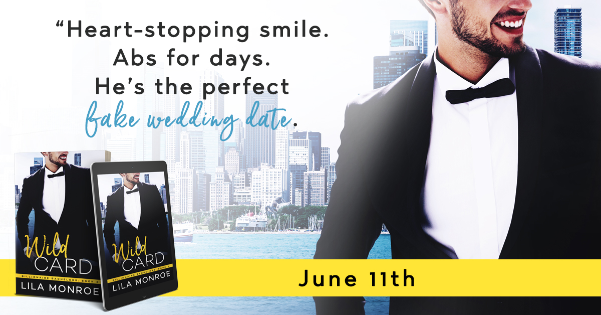 Who Wants a Tease?!? Excerpt Reveal – Wild Card by LilaMonroe