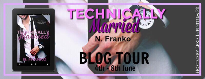 Blog Tour! Technically Married by N. Franko