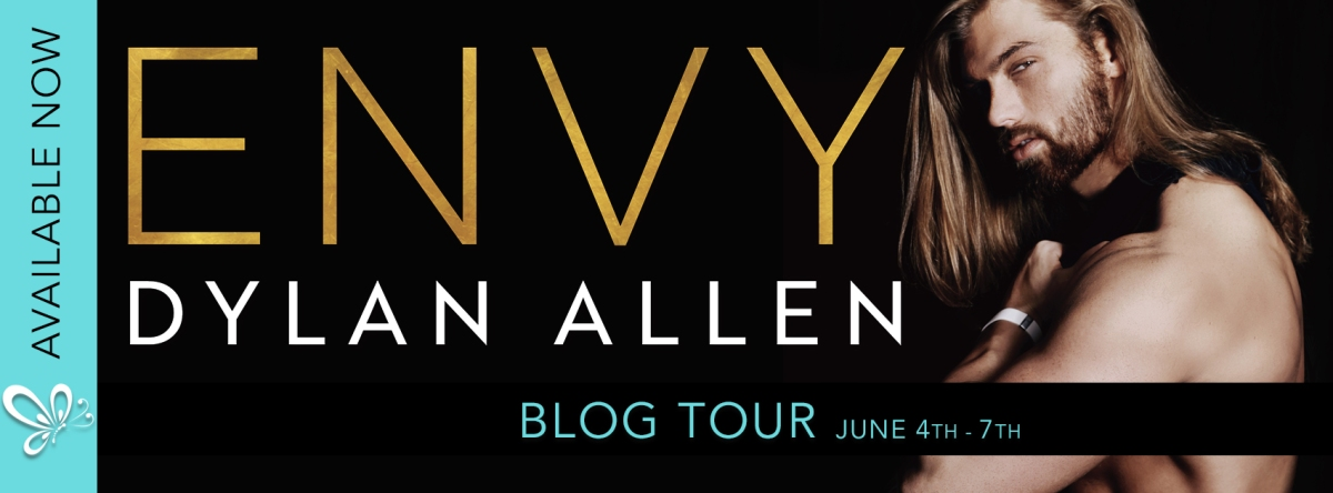 Blog Tour! This is a MUST READ! Envy by DylanAllen