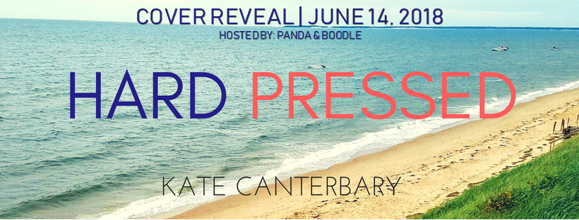 Whoop!! So Excited for this!! Cover Reveal – Hard Pressed by Kate Canterbary