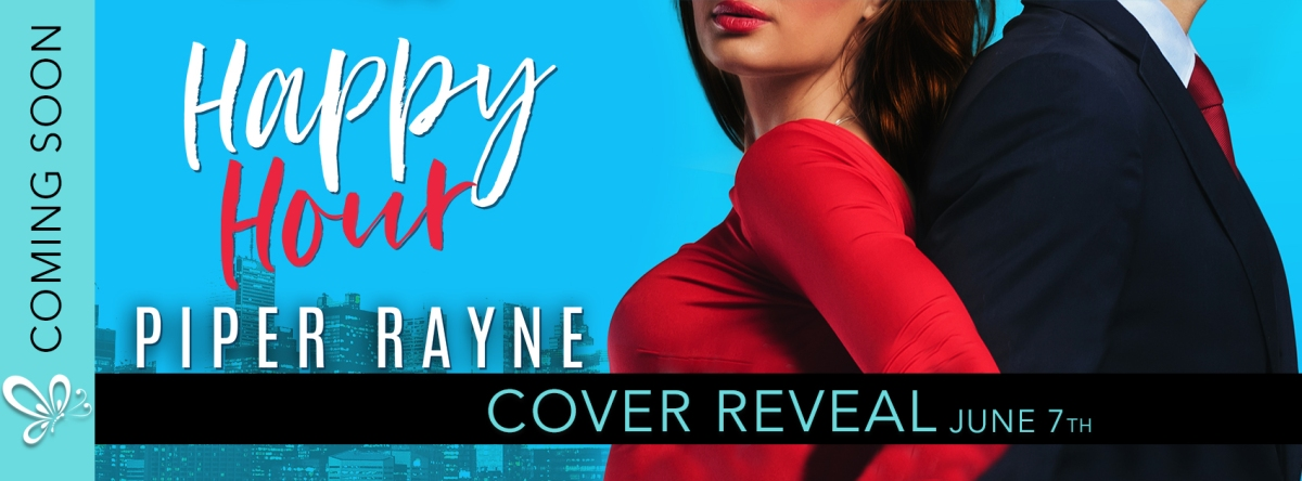 Cover Reveal!! So Pretty!! Happy Hour by PiperRayne