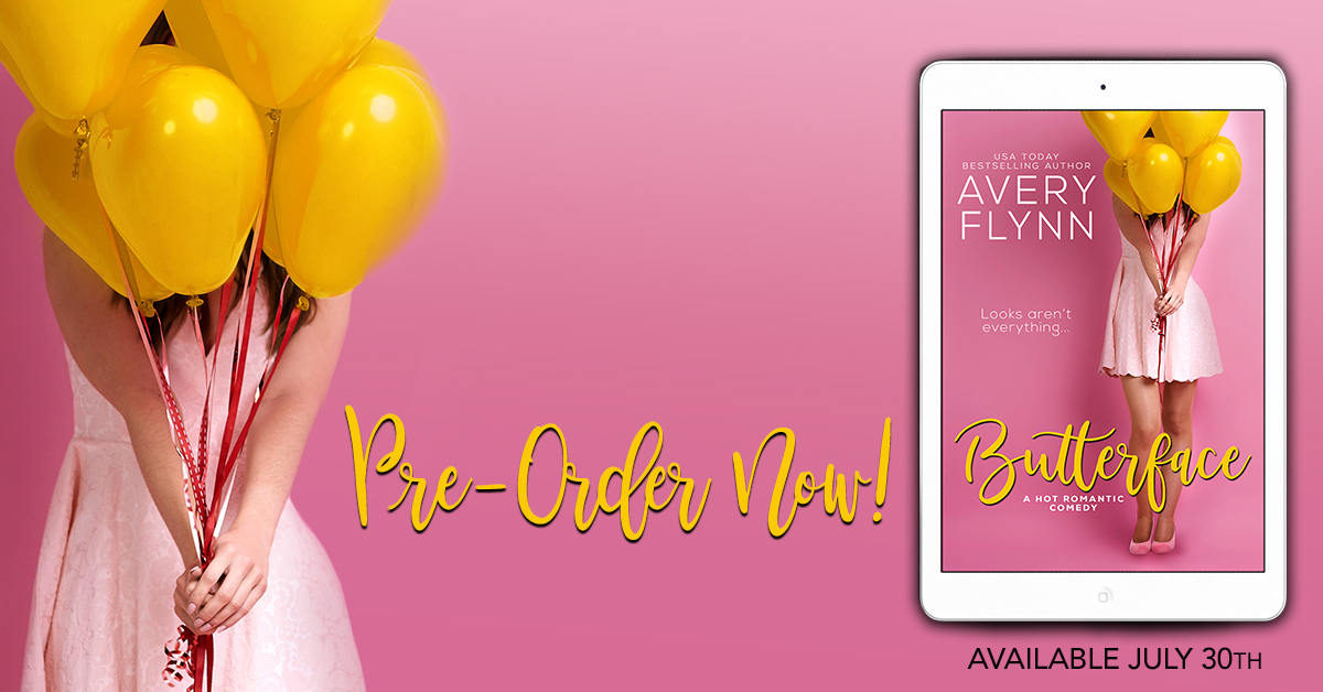Chapter Reveal!! Butterface by AveryFlynn