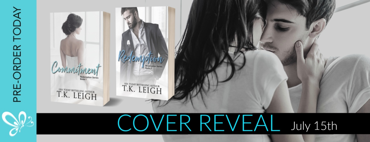 Cover Reveal!! The Redemption Duet by T.K. Leigh