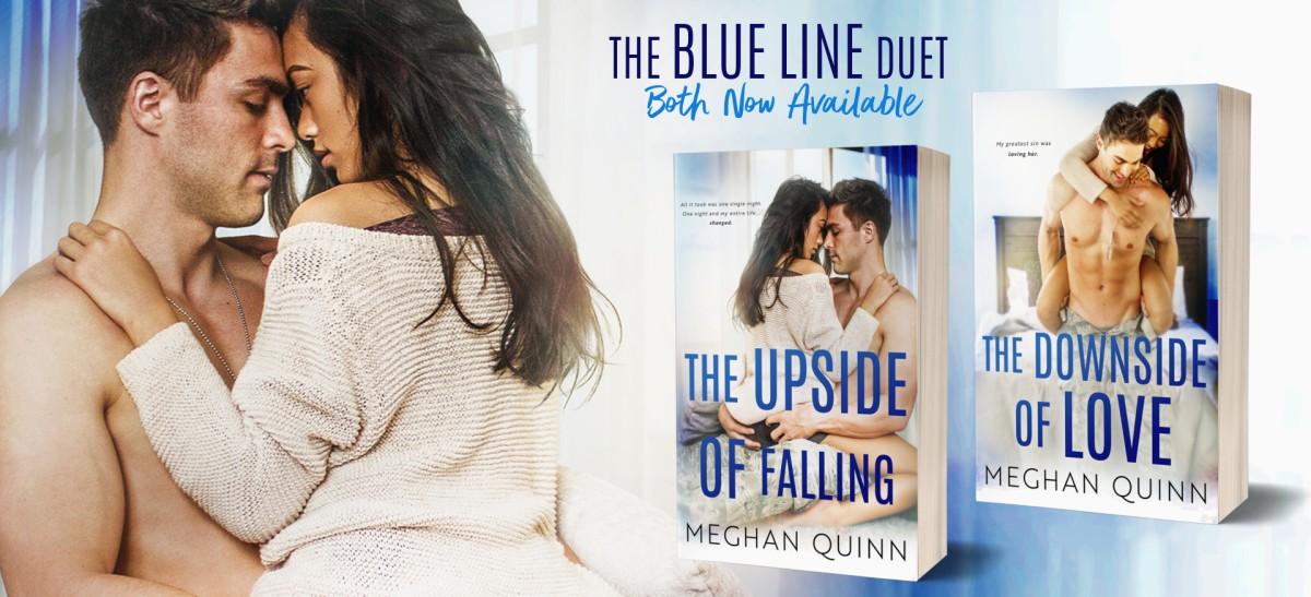 Blog Tour!! The Downside of Love by MeghanQuinn