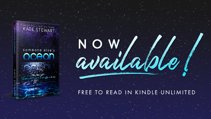 Happy Release Day & Review – Someone Else's Ocean by KateStewart