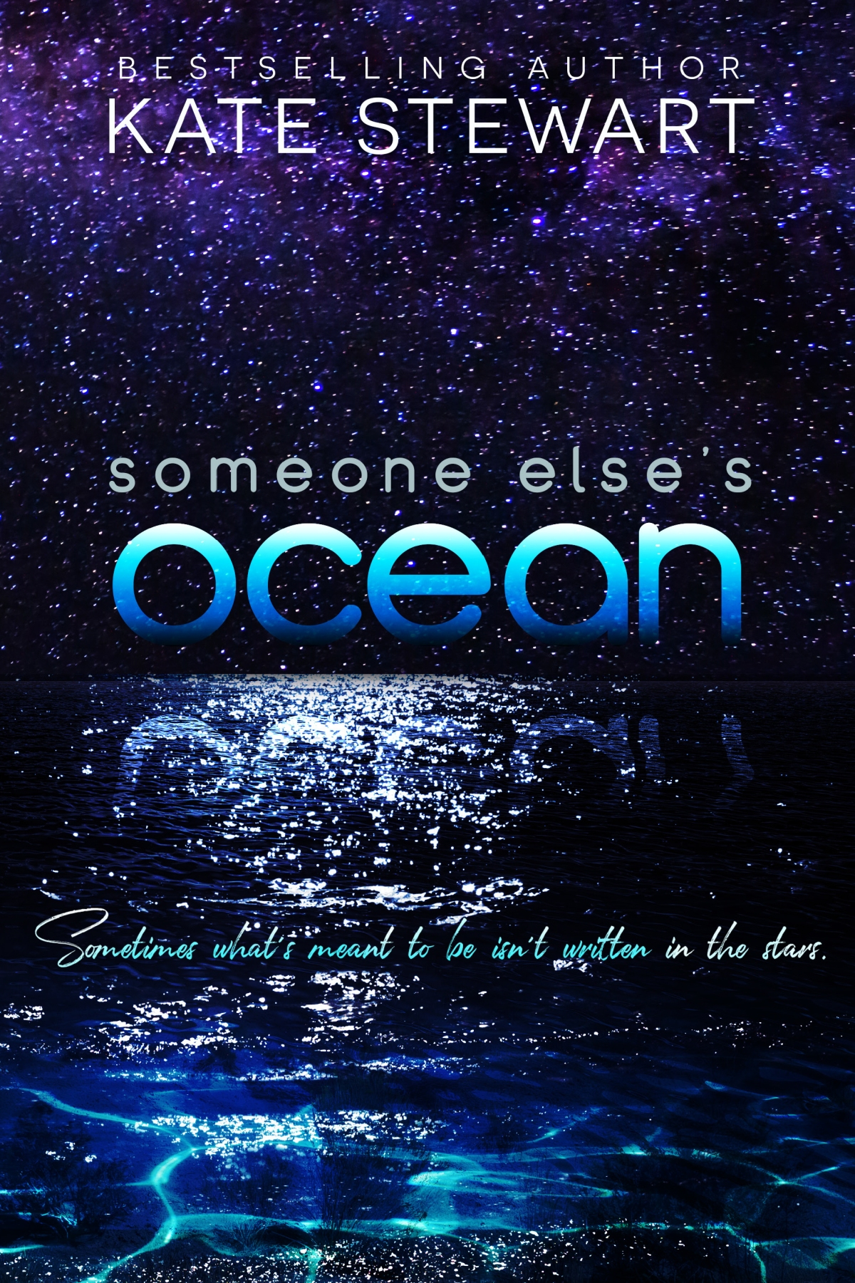 Not just a tease…but an Excerpt!! So, so good!  Someone Else's Ocean by KateStewart
