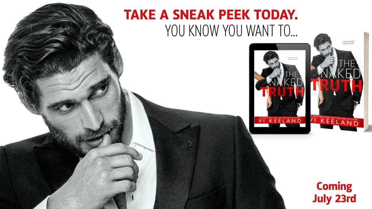 Sneak Peek!! The Naked Truth by ViKeeland