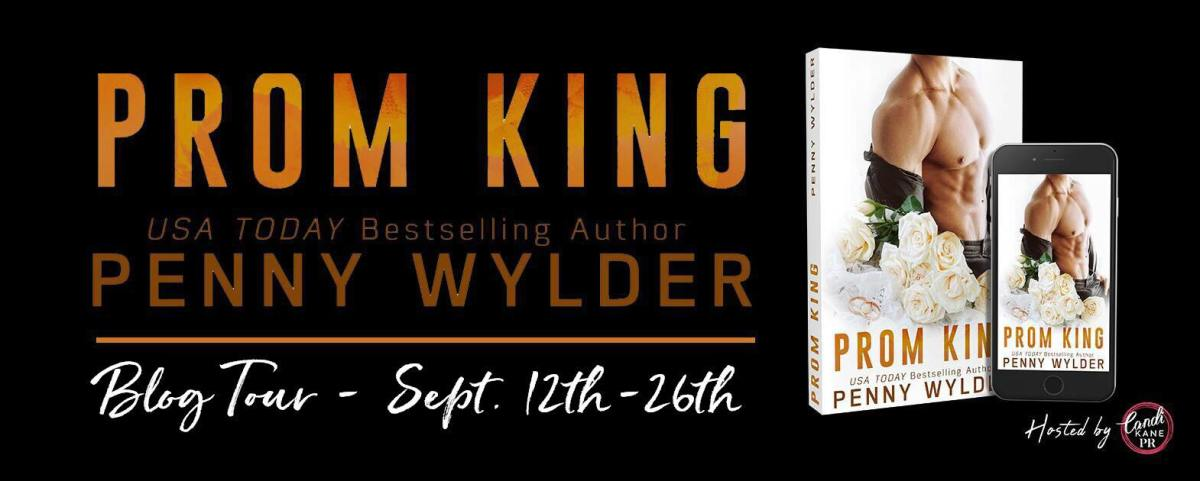 Blog Tour & Review – Prom King by Penny Wylder