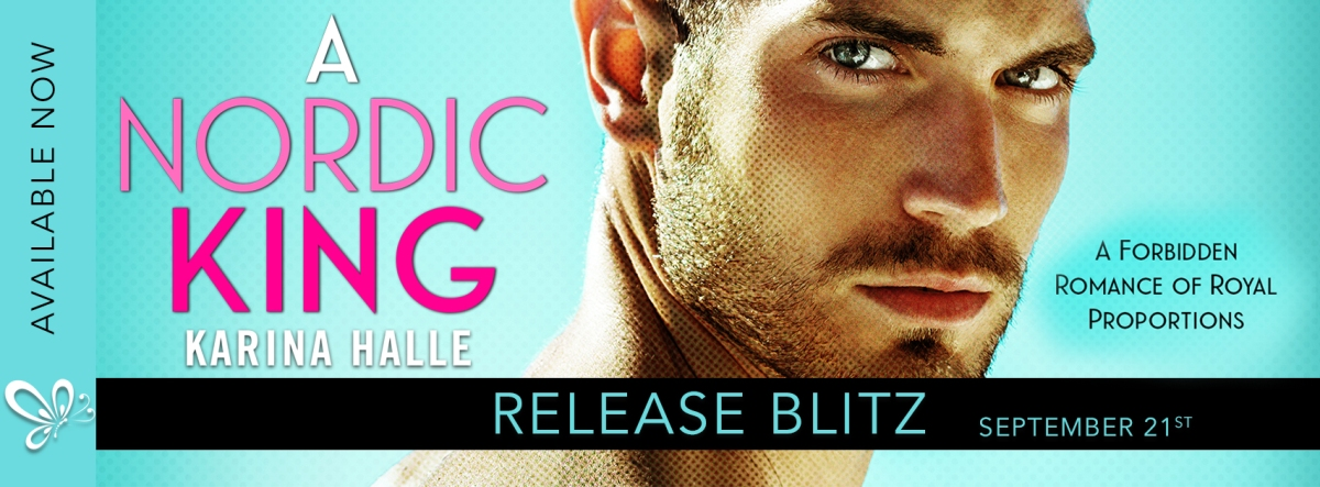 Happy Release Day & Review – The Nordic King by KarinaHalle