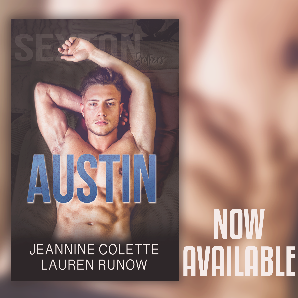 Happy Release Day & Review – Austin by Jeannine Colette and Lauren Runow