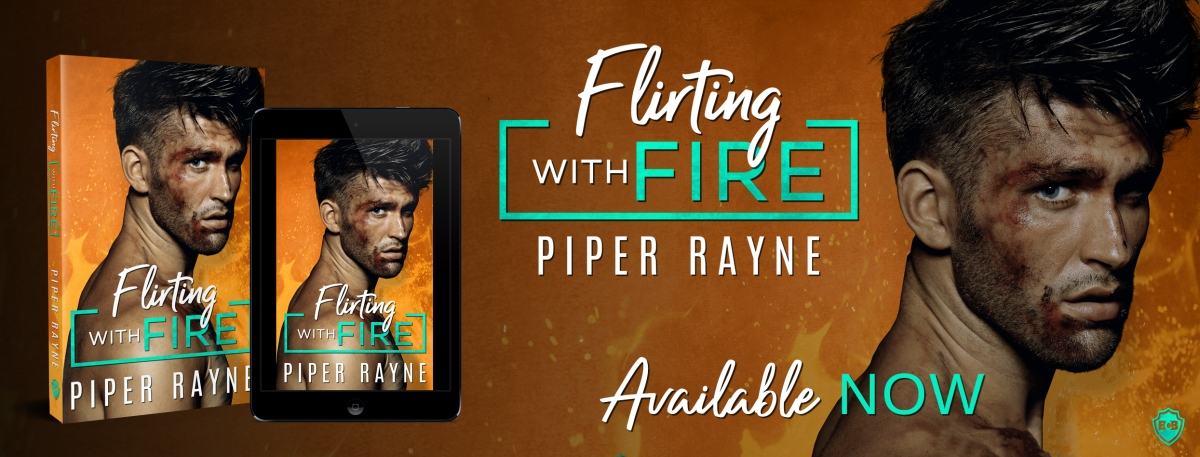 Blog Tour & Review – Flirting with Fire by PiperRayne