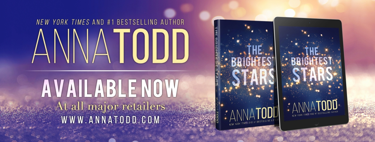 Happy Release Day & Review – The Brightest Stars by Anna Todd