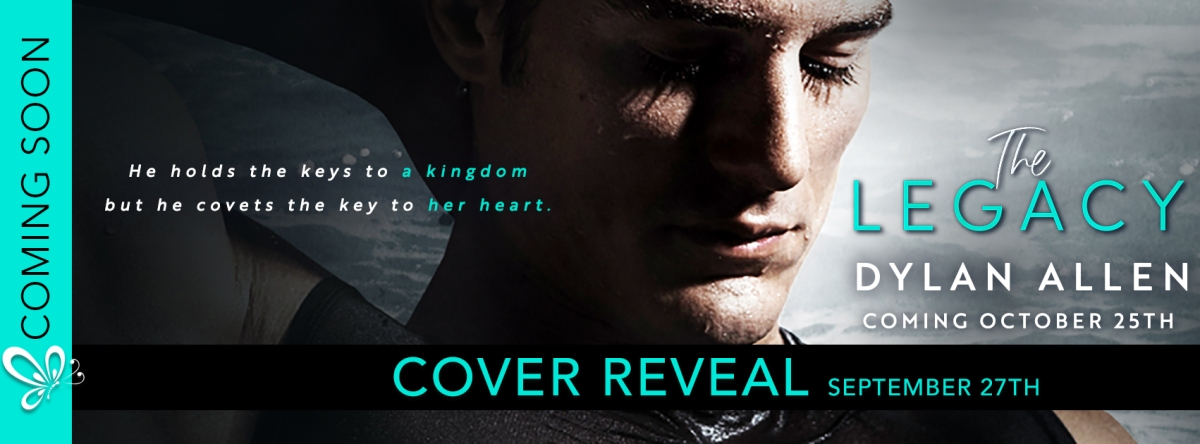 Cover Reveal!! The Legacy by Dylan Allen Whew!! This is hawt!!!
