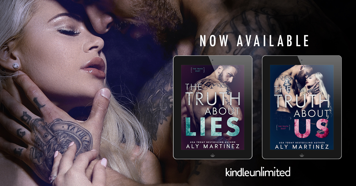 Blog Tour!! The Truth About Us by AlyMartinez