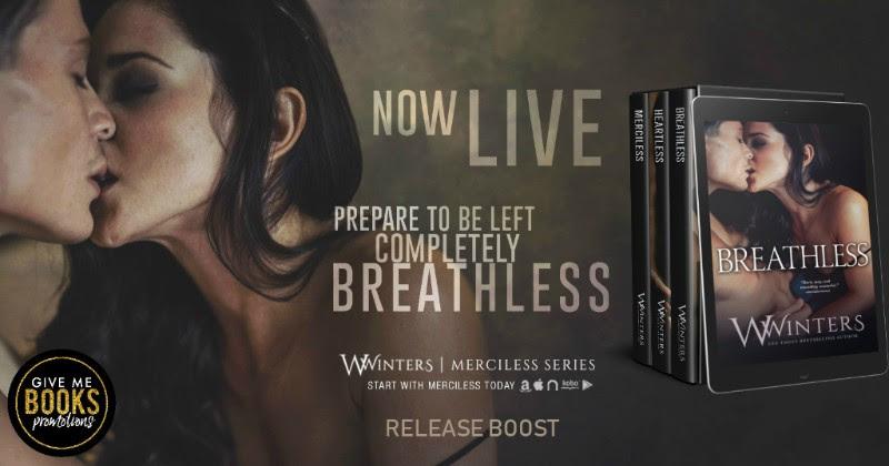 Release Boost!! Breathless by W.Winters