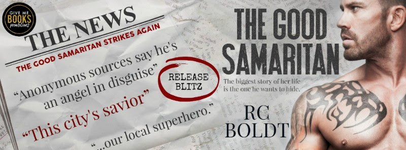 Happy Release Day & Review – The Good Samaritan by RC Boldt