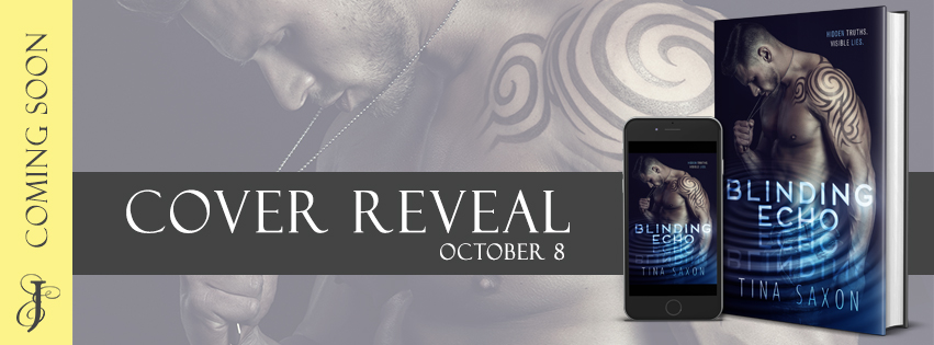 Cover Reveal!! Blinding Echo by Tina Saxon