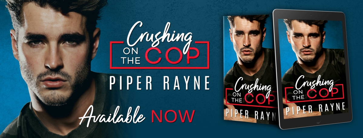 Happy Release Day & Review – Crushing on the Cop by PiperRayne