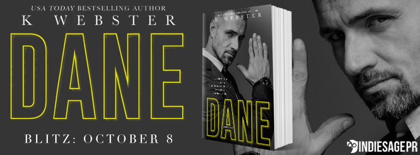 Happy Release Day & Review – Dane by K.Webster