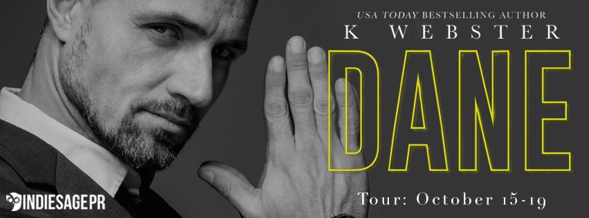 Blog Tour – Dane by K.Webster