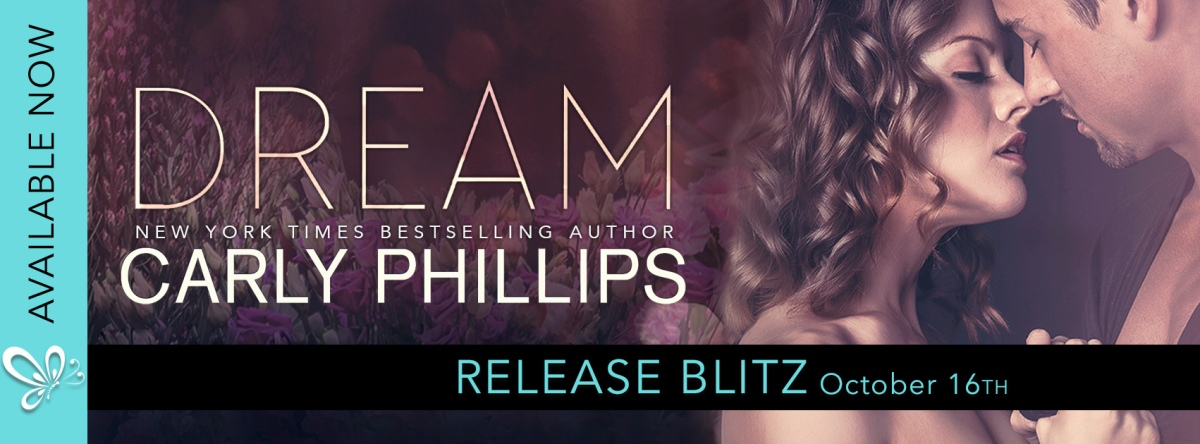 Happy Release Day & Review!! Dream by CarlyPhillips