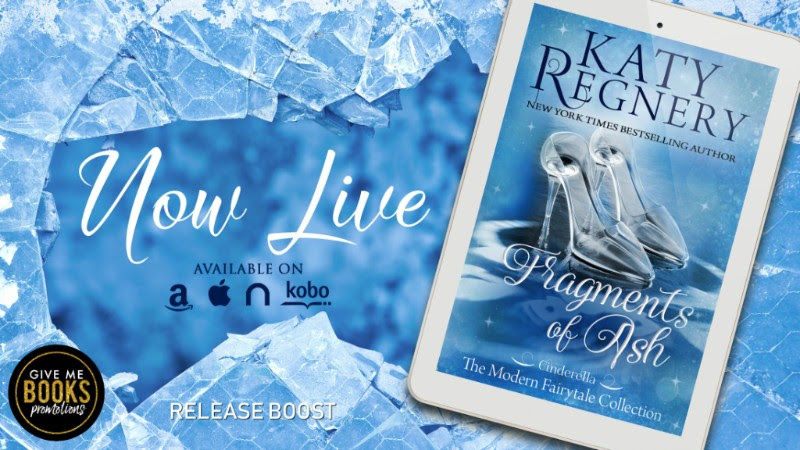Release Boost!! Fragments of Ash by Katy Regnery