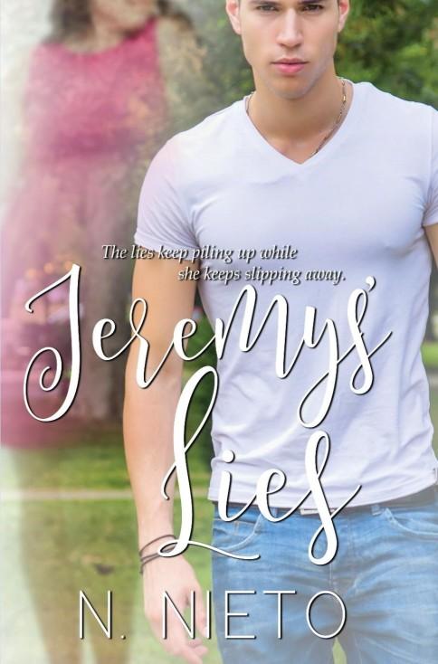 Jeremy s Lies E-Book Cover -A