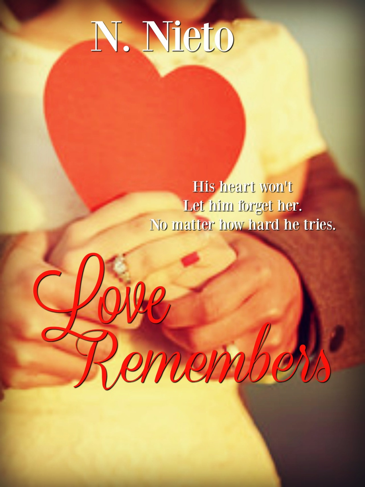 Love Remembers Front Cover again
