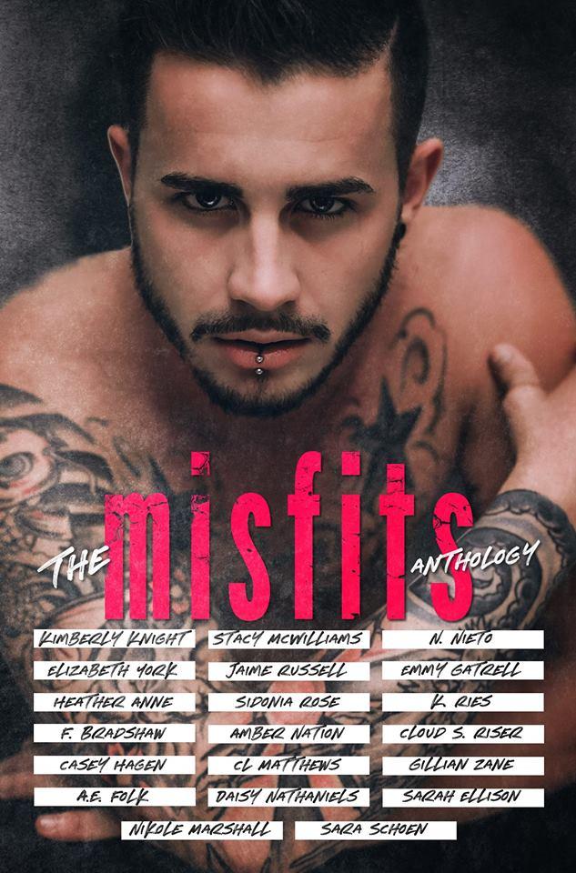 Misfits Anthology Cover