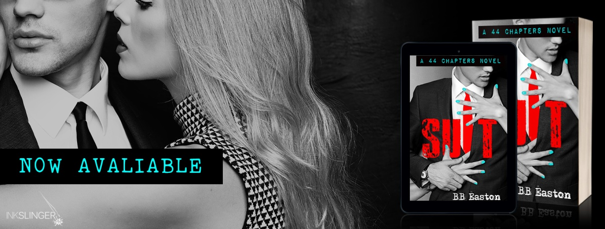 Happy Release Day & Review – Suit by B.B.Easton
