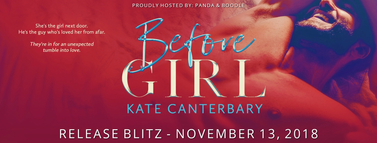 Happy Release Day & Review – Before Girl by KateCanterbary