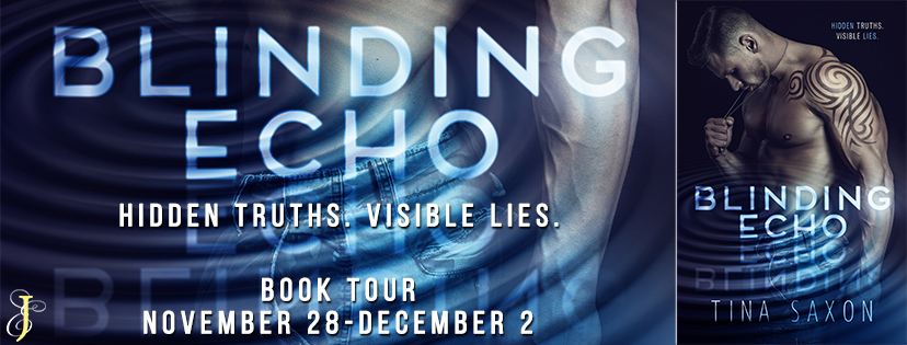 Blog Tour!! Blinding Echo by Tina Saxon
