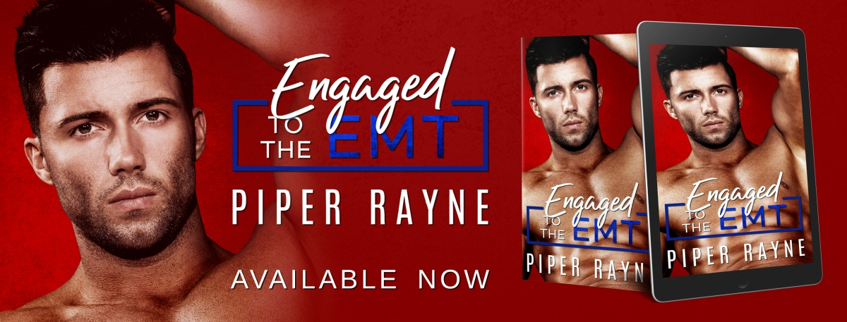 Happy Release Day & Review!! Engaged to the EMT by Piper Rayne
