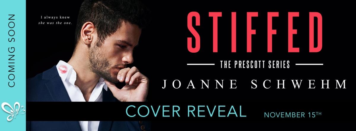 Cover Reveal!! Stiffed by JoanneSchwehm