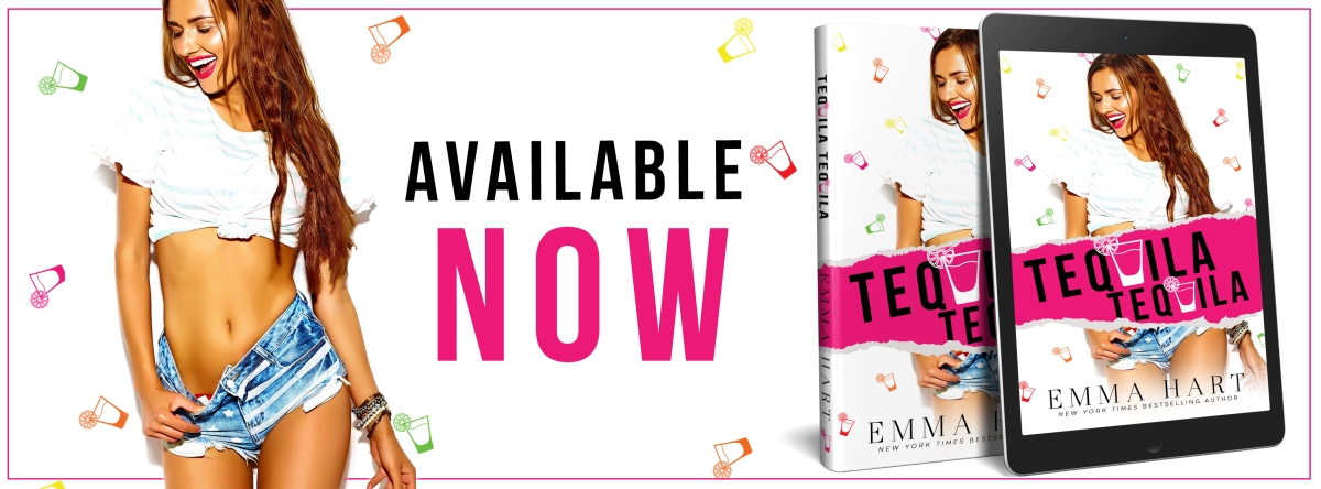 Blog Tour!! Tequila Tequila by Emma Hart