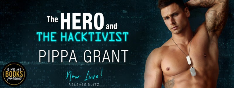Happy Release Day & Review!!!  Hero and the Hacktivist by Pippa Grant