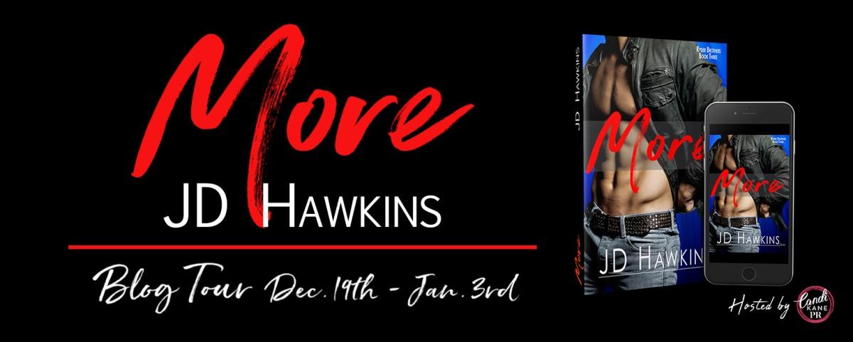Blog Tour!! More by J.D.Hawkins