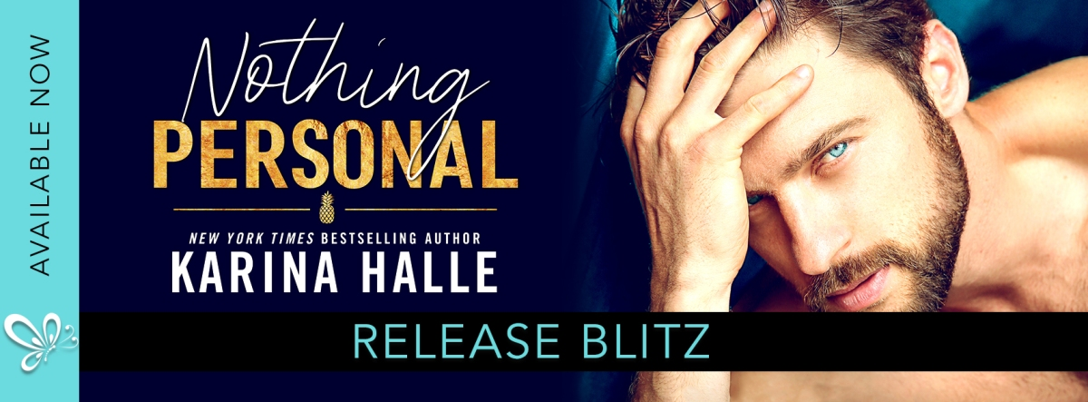 Happy Release Day & Review!!! Nothing Personal by KarinaHalle