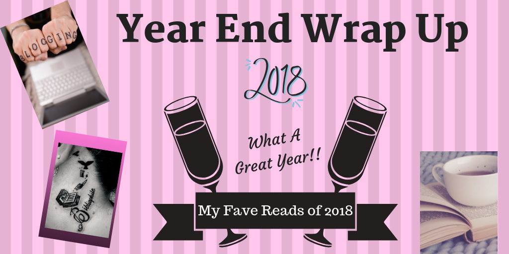 Happy New Year's Eve…and my year end faves for 2018!!