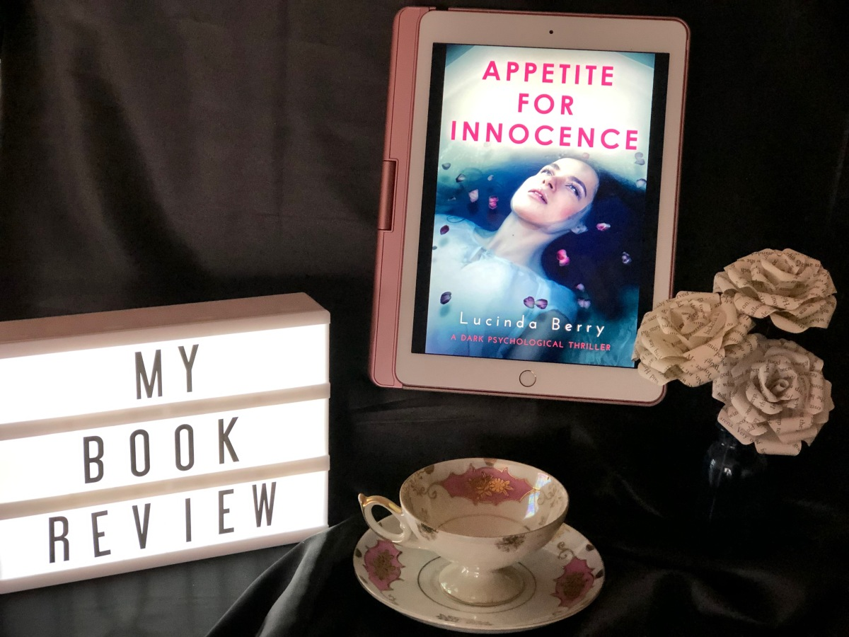 Review – Appetite for Innocence by LucindaBerry