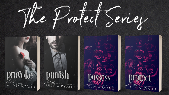 Double Cover Reveal!! The Protect Series by Olivia Ryann