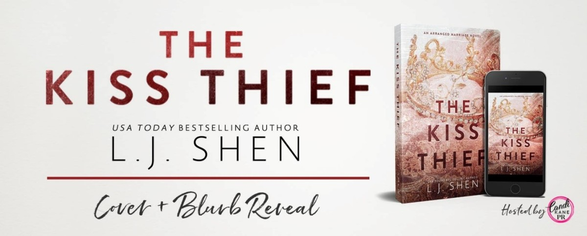 Cover Reveal!! The Kiss Thief by L.J. Shen!!