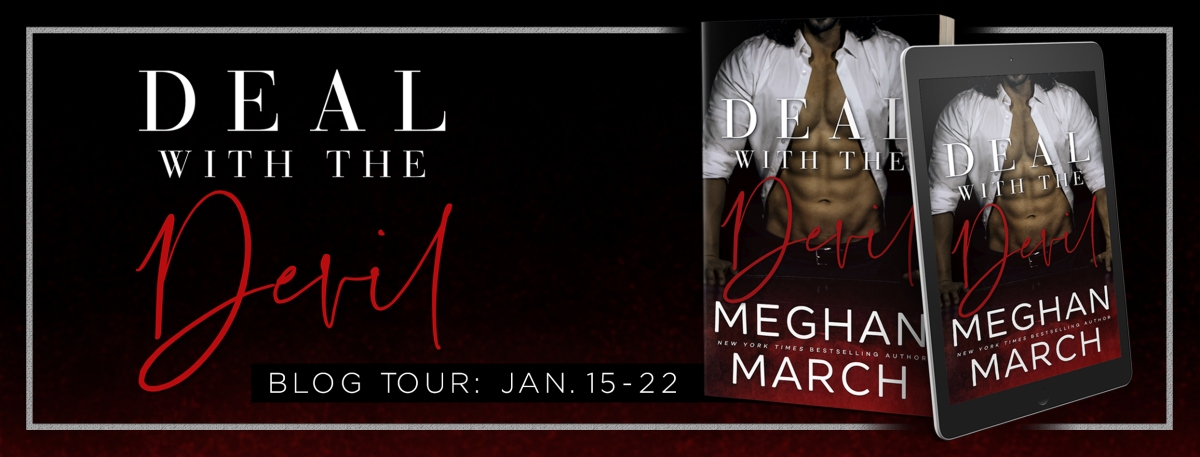 Happy Release Day!! Deal With The Devil by MeghanMarch