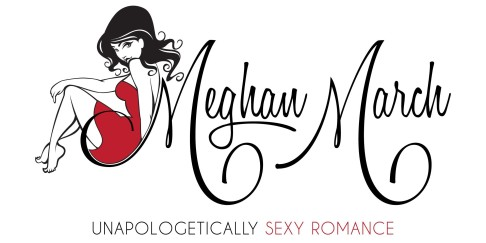 meghan march logo