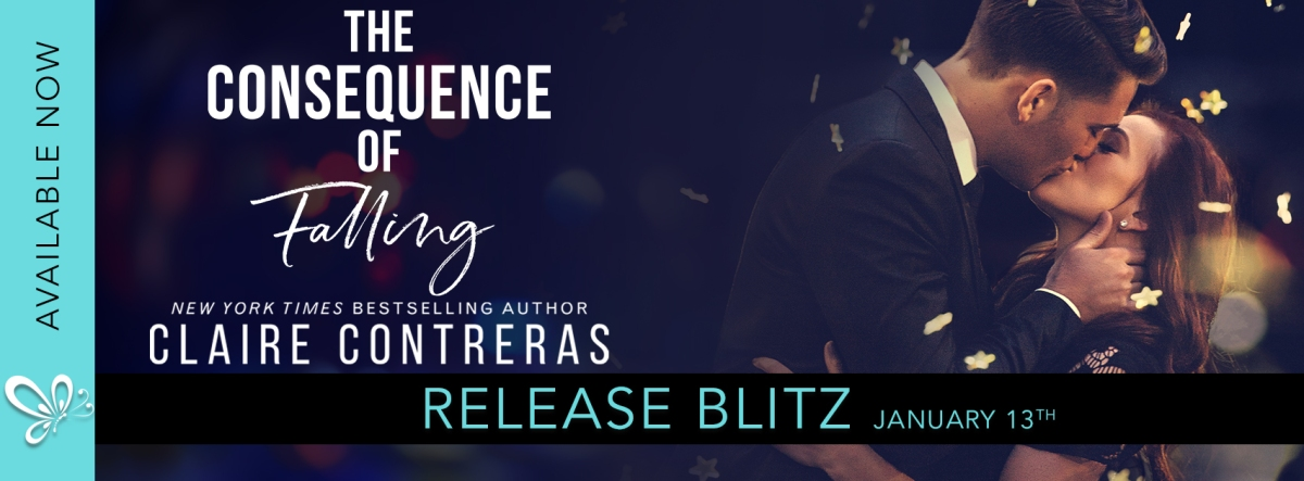 Happy Release Day & Review!! The Consequence of Falling by ClaireContreras